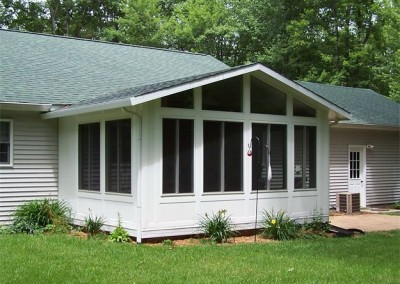 Reverse Gable Sunroom