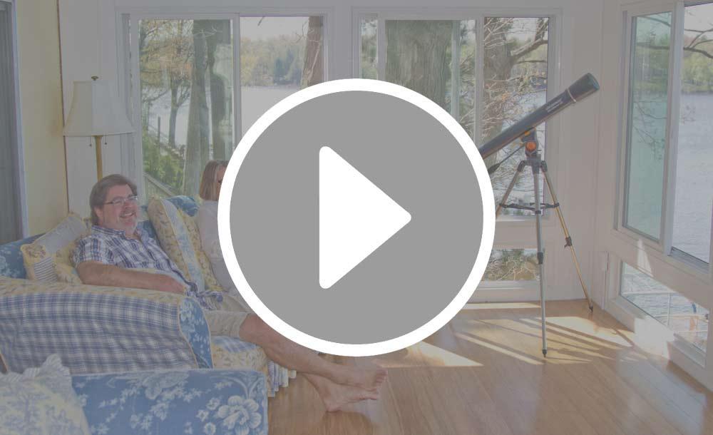 Bob-Deming-and-Susan-Nagel-Deming--Lake,-MI-sunroom-video